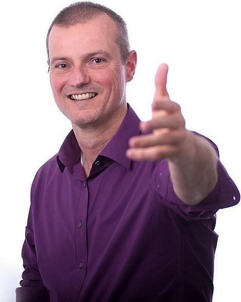 Jürgen Nieke - Mentaltrainer